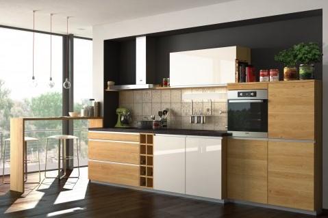 massivholzk che. Black Bedroom Furniture Sets. Home Design Ideas